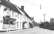 Bures, Essex Knoll c.1955