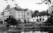 Bures, The Mill c.1960
