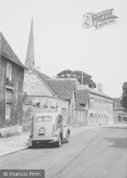 Burford, c.1960