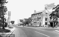 Burford, Cotswold Gateway c.1955