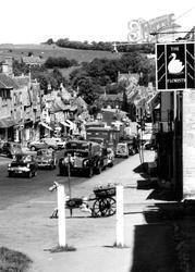High Street c.1960, Burford