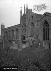 St John's Church 1948, Burford
