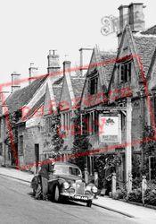 The Bay Tree Hotel, Sheep Street c.1950, Burford