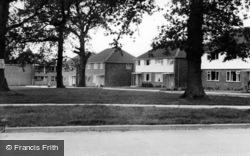 Chanctonbury Road c.1955, Burgess Hill