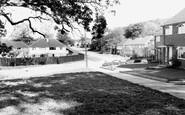 Burgess Hill, Chanctonbury Road c.1960