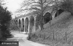 Burgess Hill, Eight Arches c.1965