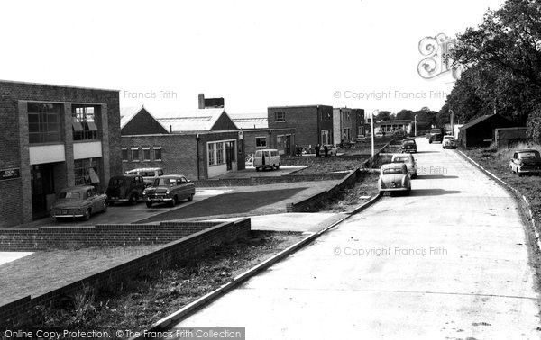 Burgess Hill Industrial Estate Victoria Road