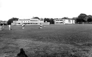 Burgess Hill, Oakmeeds School c1960
