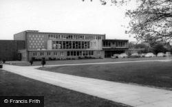 Oakmeeds School c.1965, Burgess Hill