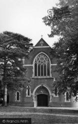 Burgess Hill, St Andrew's Church c.1955
