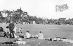 St John's Park c.1960, Burgess Hill