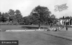 St John's Park c.1965, Burgess Hill