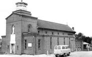 Burgess Hill, St Wilfred's Catholic Church c.1965