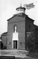 Burgess Hill, St Wilfrid's Roman Catholic Church 1950