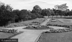 Burgess Hill, The Park c.1960