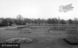 The Park c.1965, Burgess Hill