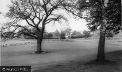 Burgess Hill, The Park c.1965