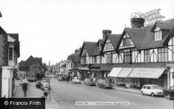 Town Centre c.1965, Burgess Hill