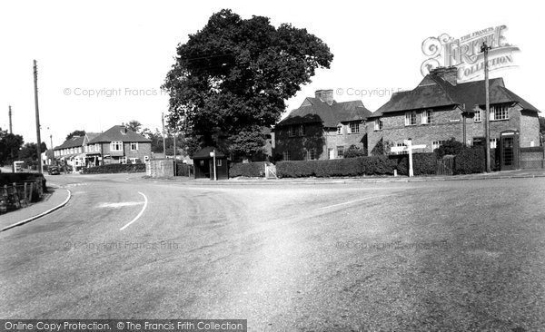 Burgess Hill, Worlds End c.1960