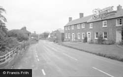 Burgh By Sands, Byre End 1966