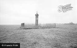 Burgh By Sands, King Edward I Monument 1966