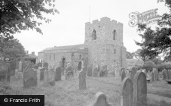 Burgh By Sands, The Church 1966