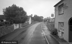 Burgh By Sands, The Village 1966