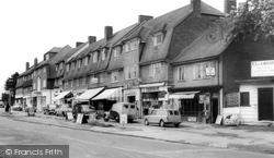 c.1960, Burgh Heath