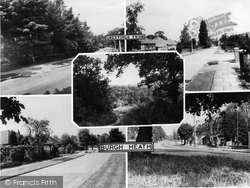 Composite c.1955, Burgh Heath
