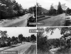 Composite c.1960, Burgh Heath