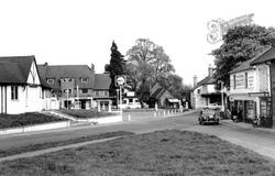 Reigate Road c.1960, Burgh Heath