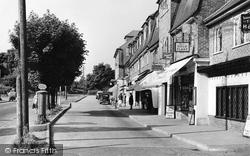 The Parade c.1955, Burgh Heath