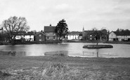 Burgh Heath, the Pond 1968