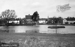 The Pond 1968, Burgh Heath