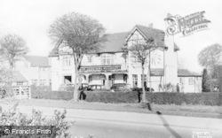The Sugar Bowl Restaurant c.1955, Burgh Heath
