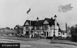 The Sugar Bowl Road House c.1955, Burgh Heath