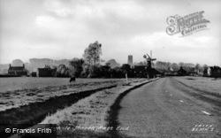 East End c.1955, Burgh Le Marsh