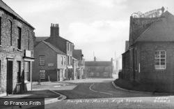 High Street c.1955, Burgh Le Marsh