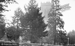 Burgh Le Marsh, The Church Of St Peter And St Paul c.1955