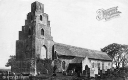 St Mary's Church 1893, Burgh St Peter