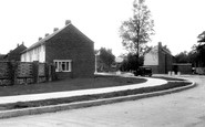 Burghfield Common, Benhams Firs Estate c.1955