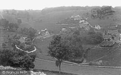 Burleigh, Swell Hill 1910