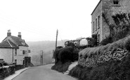 Burleigh, The Village c.1955