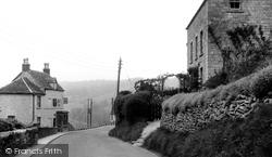 Burleigh, The Village c.1955