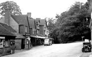 Burley, c1950
