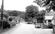 Burley, c1955