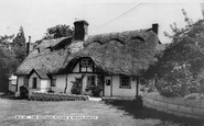 Burley, The Cottage, Flying G Ranch c.1960