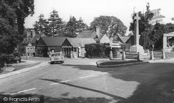 Burley, The Cross c.1960