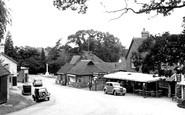Burley, The Village c.1950