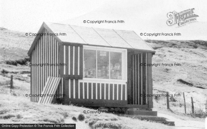 Photo of Burley Woodhead, c.1955